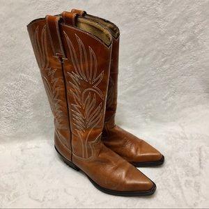 Steve Madden Lonestar Western Boots